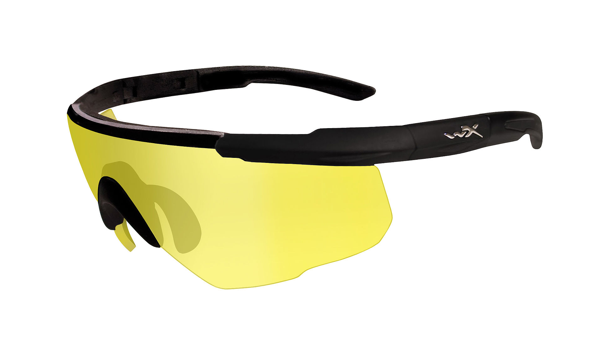 b380370c35 ... WILEY X SABER ADVANCED Pale yellow lens Matte black frame 49 EUR