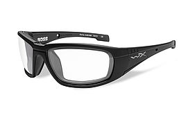 191ae8b85cb ... WILEY X BOSS Clear lens Matte black frame 109 EUR ...