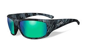 990338601ef ... crimson mirror smoke grey lens  Matte black frame 145 EUR novinka · WILEY  X OMEGA Polarized emerald mirror amber lens Kryptek neptune frame 145 EUR  ...