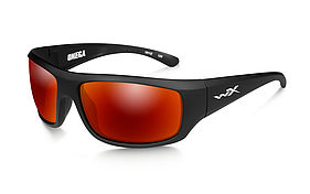 f2180b93d23 ... WILEY X OMEGA Polarized crimson mirror smoke grey lens  Matte black  frame 145 EUR novinka ...